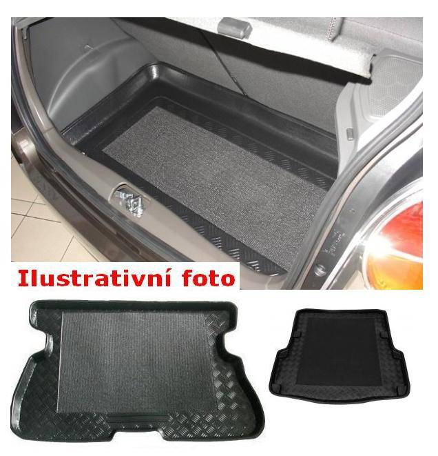 Boot liner for Audi A4 4dv., 01-2003r sedan HDT