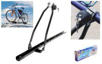 Bicycle carrier with a lock BLACK