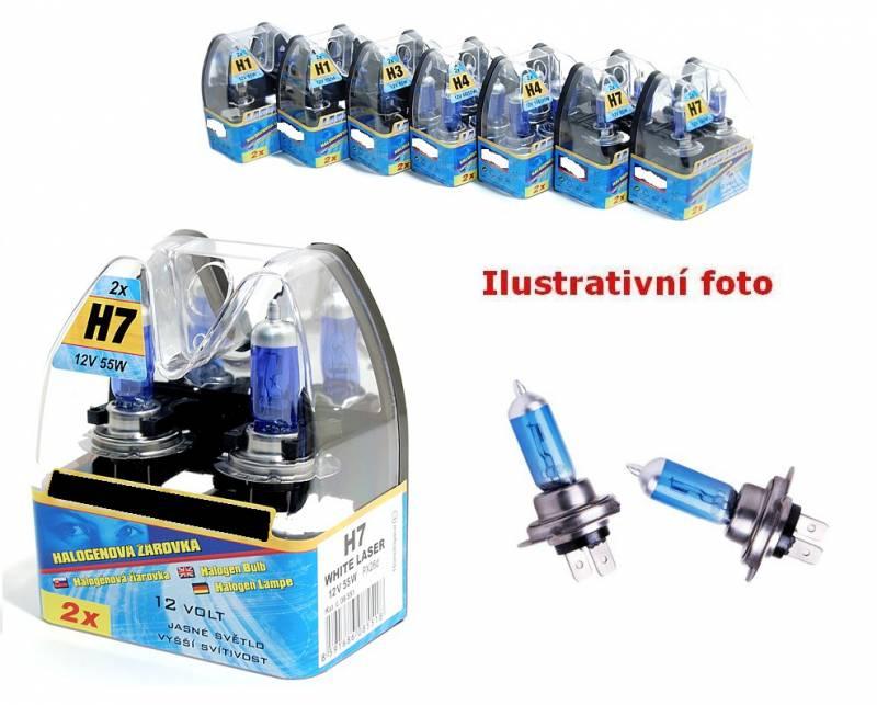 žárovka H7 55w