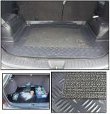 Boot liner for SUZUKI Ignis 5dv, 2001-2003r